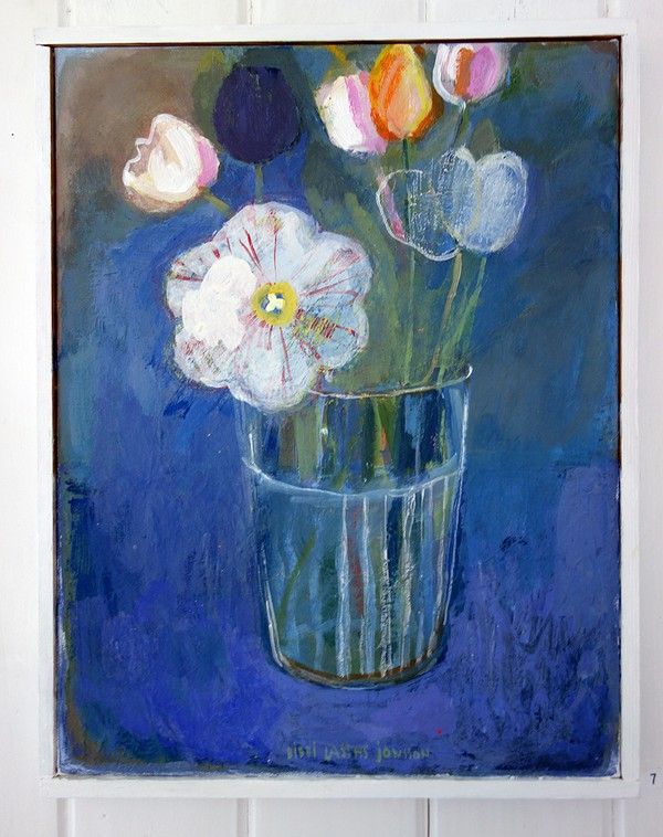 Blommor av Bibbi Lassas Jonsson