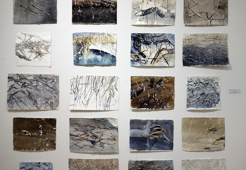 akvareller av lars leren