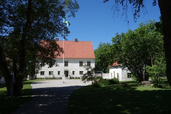 Vamlingbo prästgård. Foto Anders Ehrlemark 2013