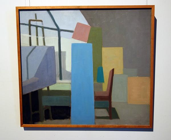Elli Hemberg, kubistisk intreör