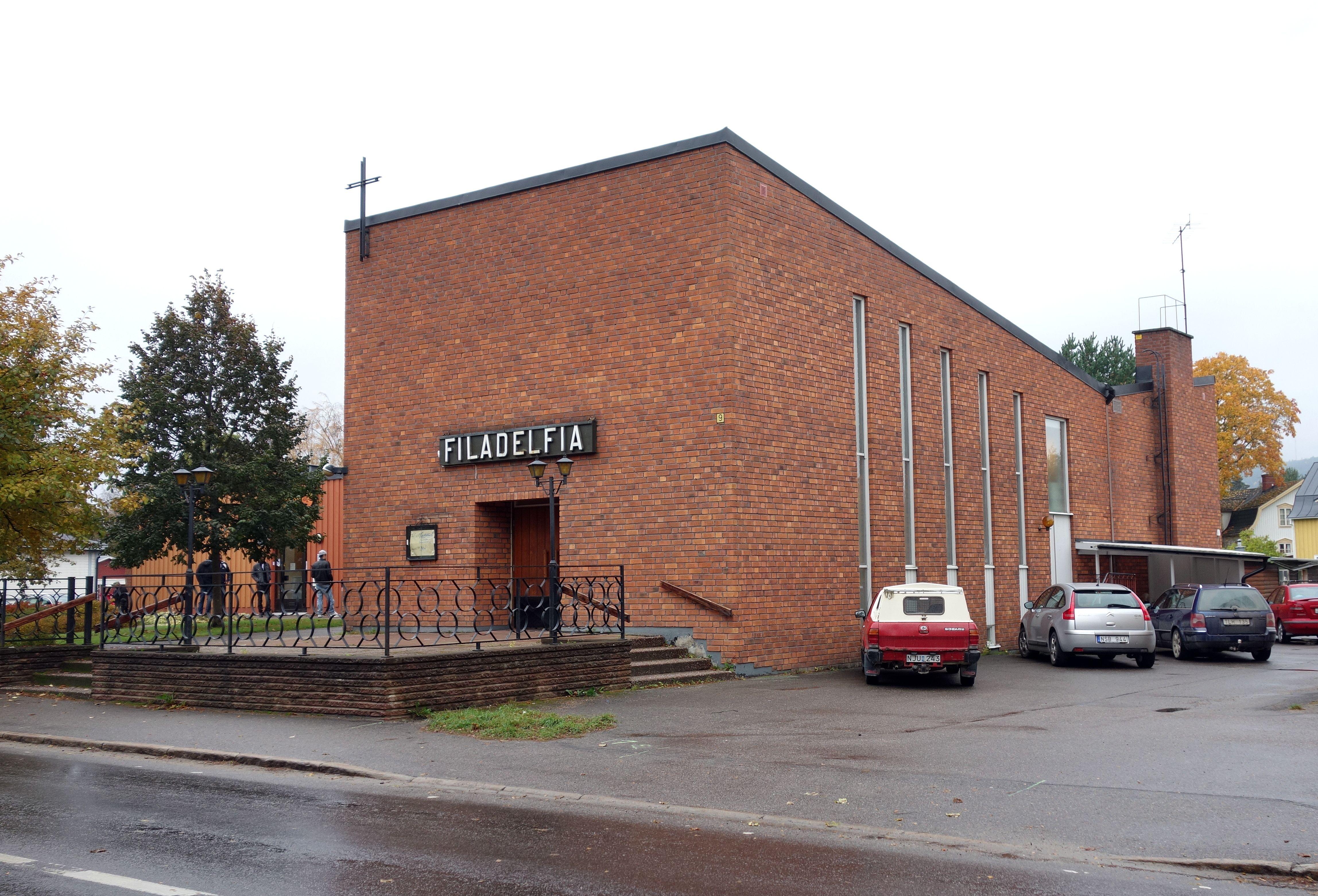 Storgatan Bergsjö