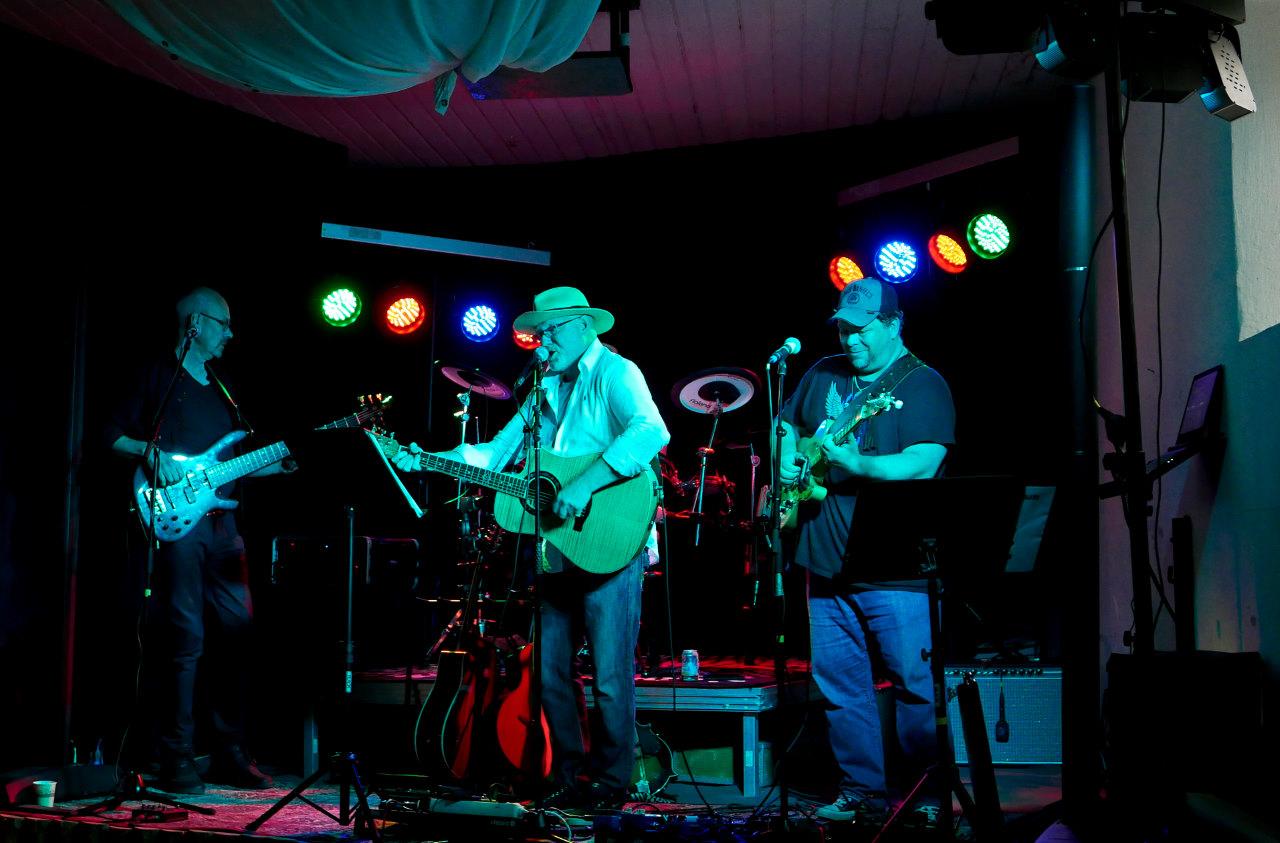 Deliverance spelar på Dala Countryfestival 2016